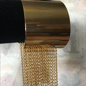 STEELTIME Stainless Steel Fringe Bracelet